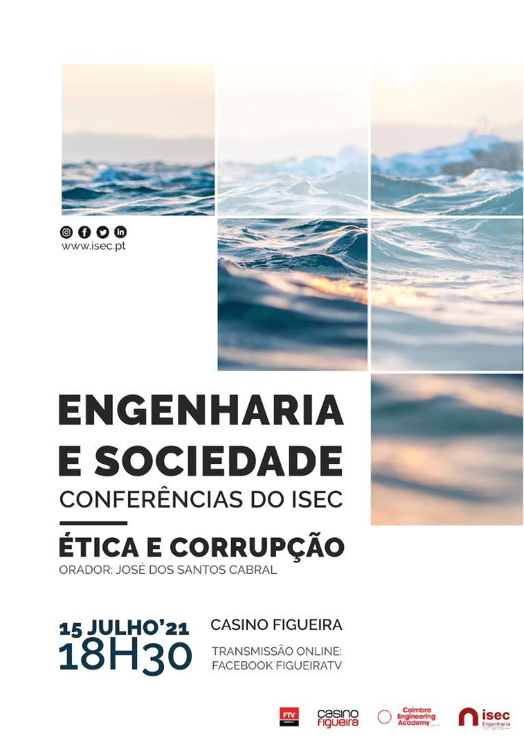 Rádio Regional do Centro: ISEC apresenta conferências sobre Ética e Corrupção