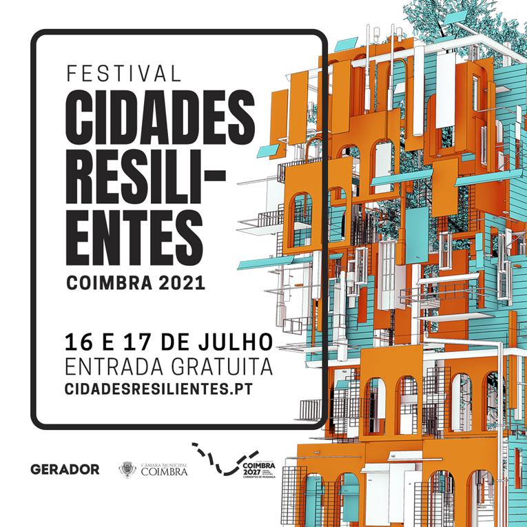 Rádio Regional do Centro: Festival Cidades Resilientes chega no final da semana a Coimbra