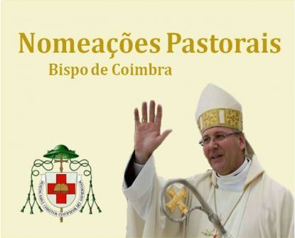 Rádio Regional do Centro: Bispo de Coimbra faz renovação nas unidades pastorais