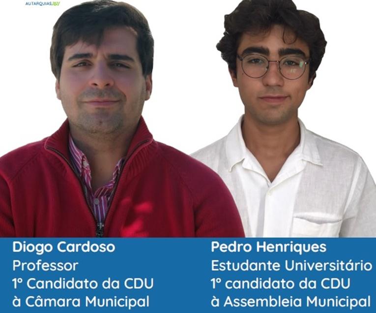 Rádio Regional do Centro: Diogo Carvalho lidera lista da CDU à Câmara de Vila Nova de Poiares