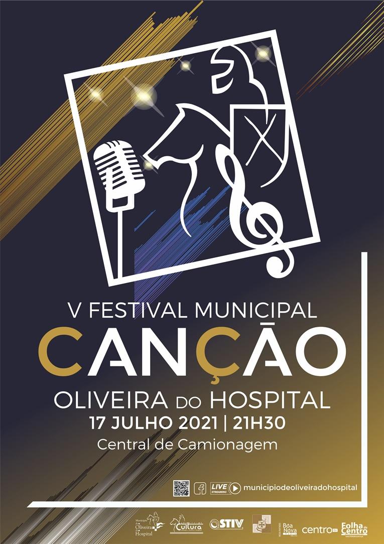 Rádio Regional do Centro: Oliveira do Hospital: V Festival Municipal da Canção realiza-se hoje