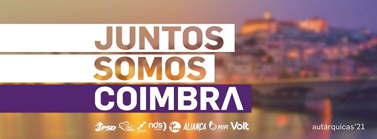 """Rádio Regional do Centro: Coligação """"Juntos Somos Coimbra"""" aprovada pelo Tribunal Constitucional"""