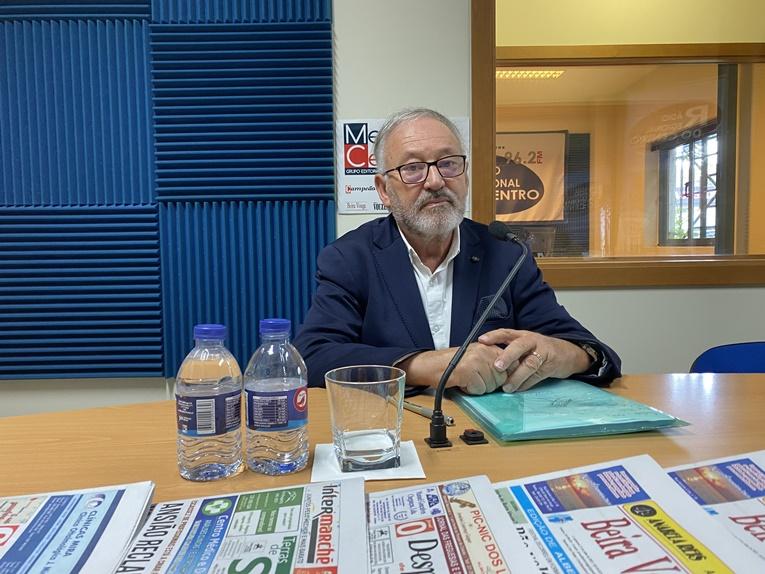 Rádio Regional do Centro: Praça da República – Entrevista a Jorge Veloso (presidente da ANAFRE )