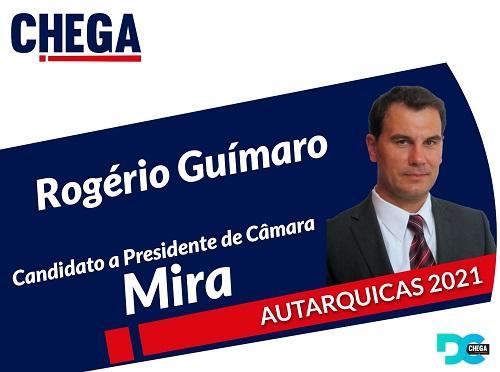 Rádio Regional do Centro: Candidato do Chega a Mira elege combate à poluição como principal bandeira