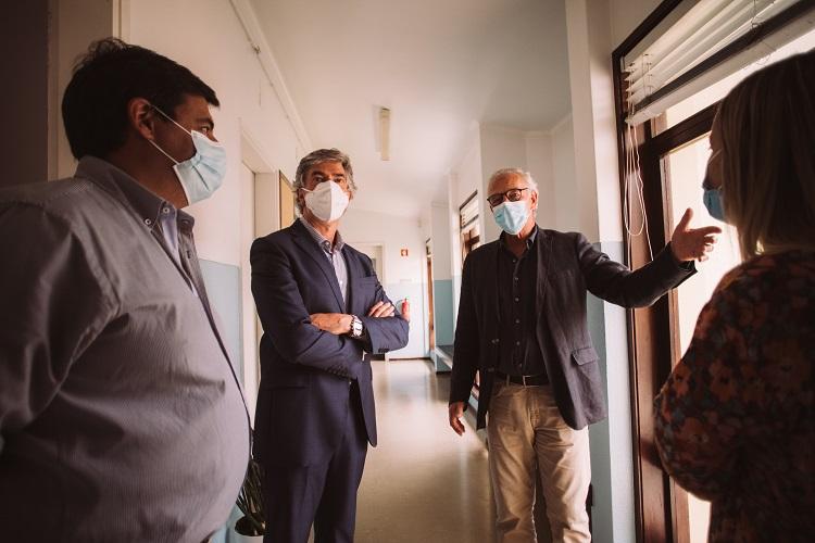 Rádio Regional do Centro: Pedro Machado faz radiografia aos cuidados de saúde primários na Figueira da Foz