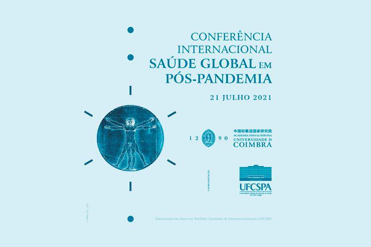 """Rádio Regional do Centro: UC promove conferência internacional sobre """"Saúde Global em Pós-Pandemia"""""""