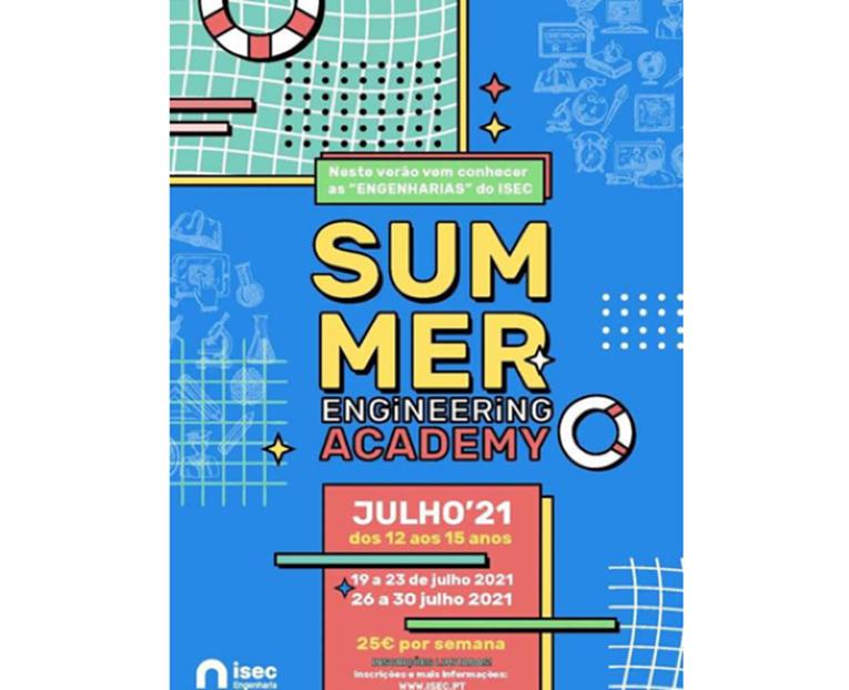 """Rádio Regional do Centro: ISEC prepara """"Summer Engineering Academy"""""""