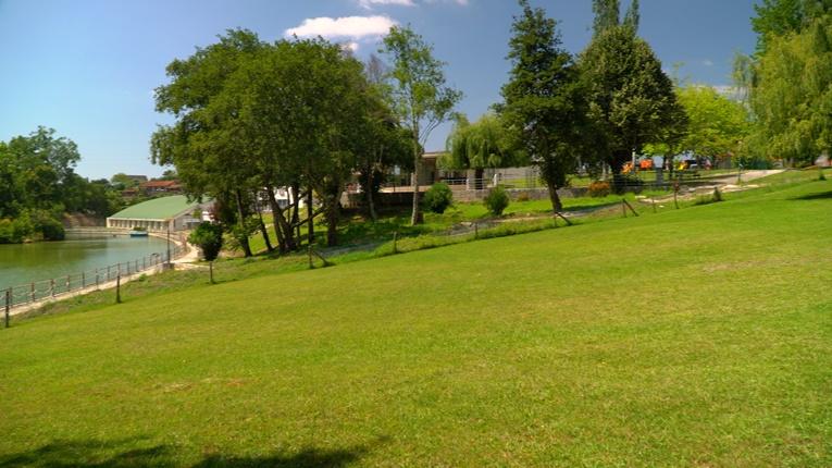 Rádio Regional do Centro: Mealhada investe 77 mil euros em obras no Jardim do Lago do Luso