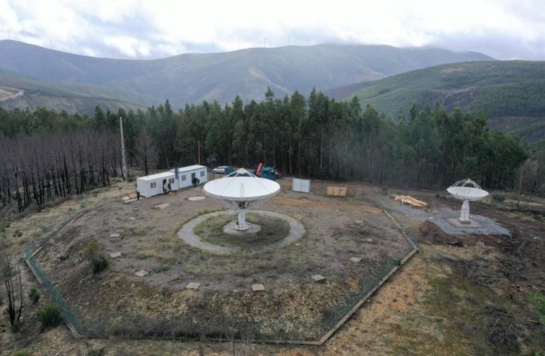 Rádio Regional do Centro: Observatório Espacial de Pampilhosa da Serra recebe novo telescópio