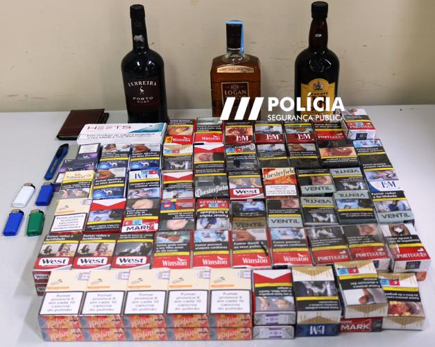Rádio Regional do Centro: PSP de Coimbra apanhou suspeito de furto no Rio Mondego