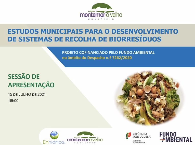 Rádio Regional do Centro: Montemor-o-Velho: Estudo para o Desenvolvimento de Sistemas de Recolha de Biorresíduos