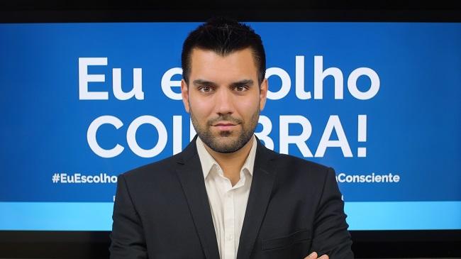 Rádio Regional do Centro: Iniciativa Liberal concorre à Câmara e Assembleia Municipal de Coimbra