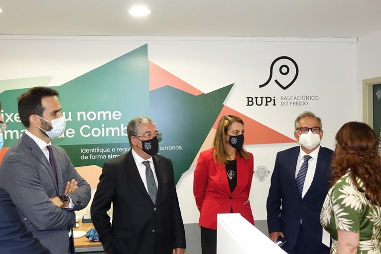 Rádio Regional do Centro: Coimbra lidera processos iniciados no BUPi