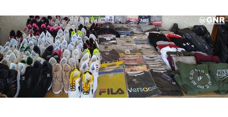 Rádio Regional do Centro: GNR apreendeu mais de 900 artigos contrafeitos em Cantanhede