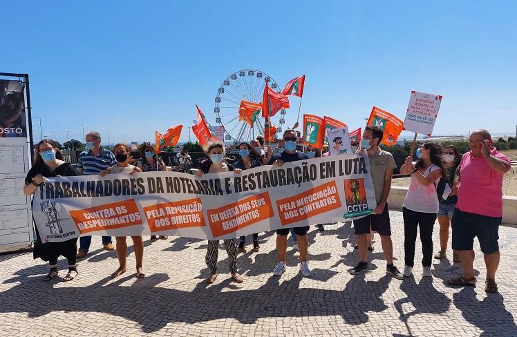 Rádio Regional do Centro: Figueira da Foz: Trabalhadores da hotelaria e restauração exigem aumentos salariais