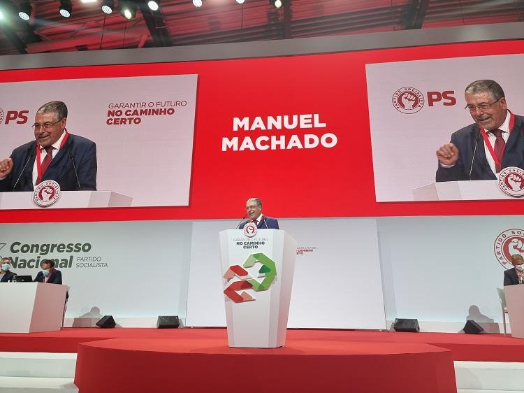 Rádio Regional do Centro: Manuel Machado defende regionalização no Congresso do PS