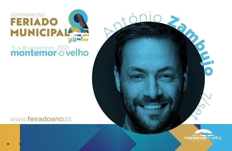 Rádio Regional do Centro: António Zambujo esgota bilhetes online em Montemor-o-Velho