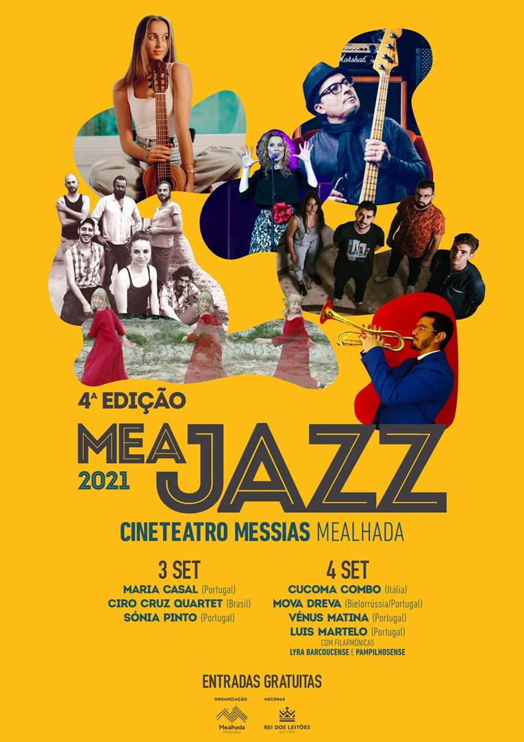 Rádio Regional do Centro: MEAJAZZ regressa à Mealhada este fim-de-semana