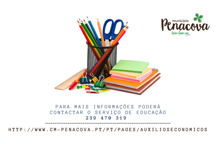 Rádio Regional do Centro: Penacova oferece cadernos de actividades e comparticipa material escolar