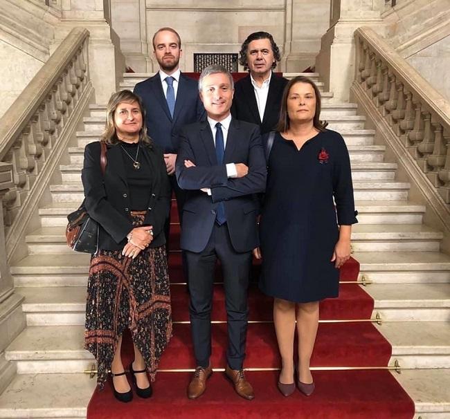 Rádio Regional do Centro: Deputados de Coimbra do PS defendem unidade regional pelo Tribunal Constitucional