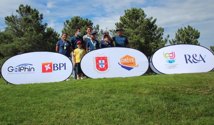 Rádio Regional do Centro: Clube Golfe Cantanhede vence Drive Challenge