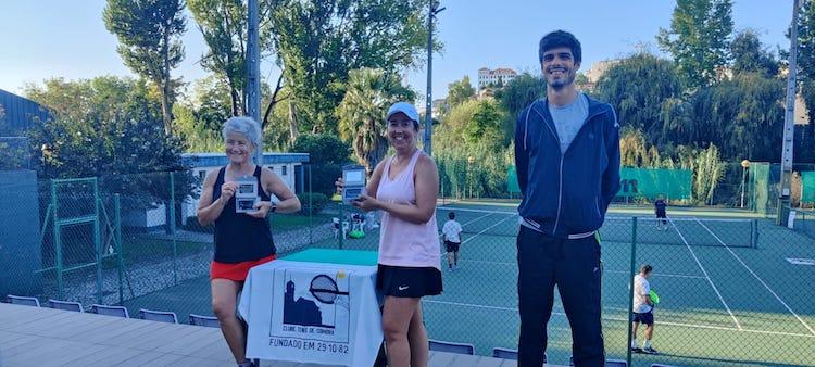 Rádio Regional do Centro: Clube Ténis de Coimbra organizou fim-de-semana desportivo
