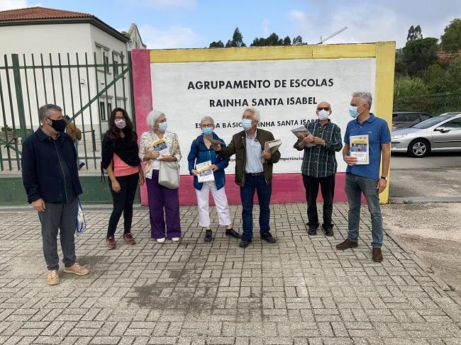 Rádio Regional do Centro: Cidadãos por Coimbra ambicionam contribuir para um novo projecto educativo