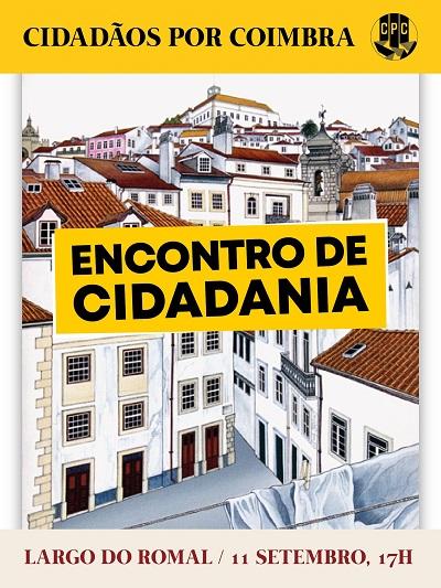 Rádio Regional do Centro: Cidadãos por Coimbra cancelam encontro de cidadania no Largo do Romal