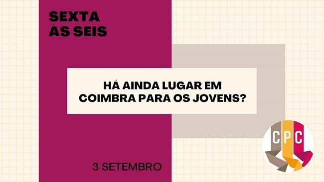 """Rádio Regional do Centro: """"Cidadãos por Coimbra"""" dedicam sessão aos jovens"""