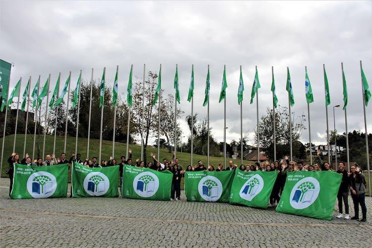 Rádio Regional do Centro: Politécnico de Coimbra renova galardão Eco-Escolas