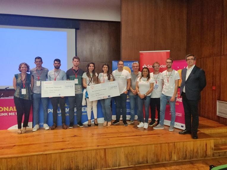 Rádio Regional do Centro: Politécnico de Coimbra vence Concurso Poliempreende nacional