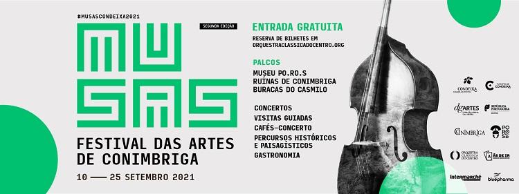 Rádio Regional do Centro: Condeixa-a-Nova: Festival de Conímbriga regressa com concerto nas Buracas do Casmilo