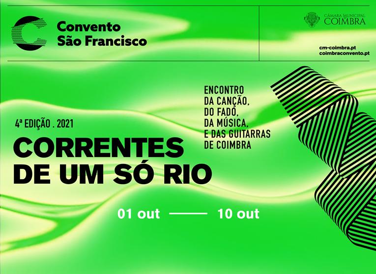 """Rádio Regional do Centro: Festival """"Correntes"""" promove a canção e o fado de  Coimbra"""