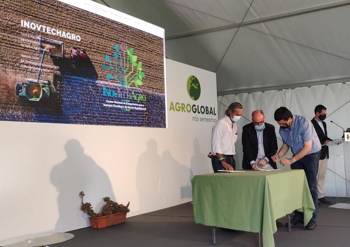 Rádio Regional do Centro: IPC adere a Centro Nacional para a Inovação Tecnológica do Sector Agro-florestal