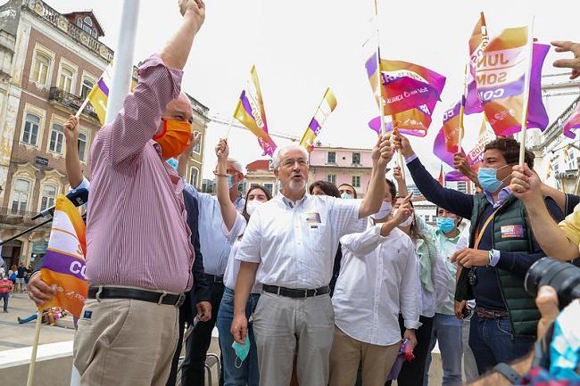 Rádio Regional do Centro: Autárquicas: Juntos Somos Coimbra vence Câmara de Coimbra com maioria absoluta