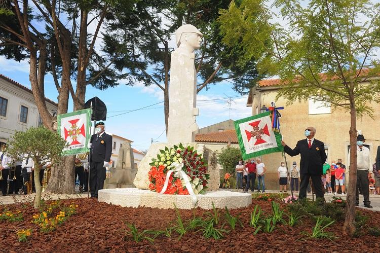 Rádio Regional do Centro: Montemor-o-Velho: Inaugurado monumento de homenagem aos combatentes em Arazede