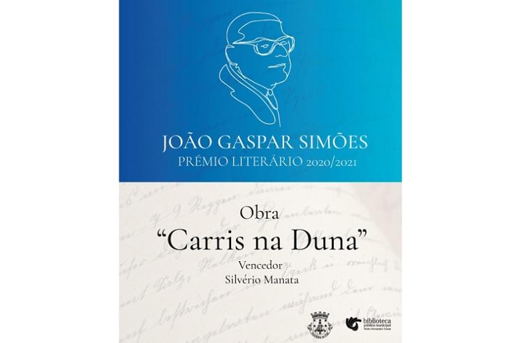 Rádio Regional do Centro: Figueira da Foz: Obra de Silvério Manata vence Prémio Literário João Gaspar Simões