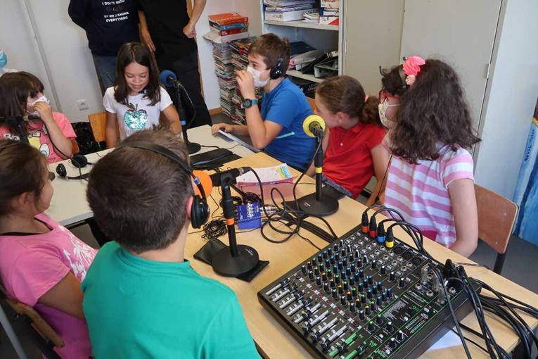 Rádio Regional do Centro: Lousã: Rádio Miúdos retoma actividade