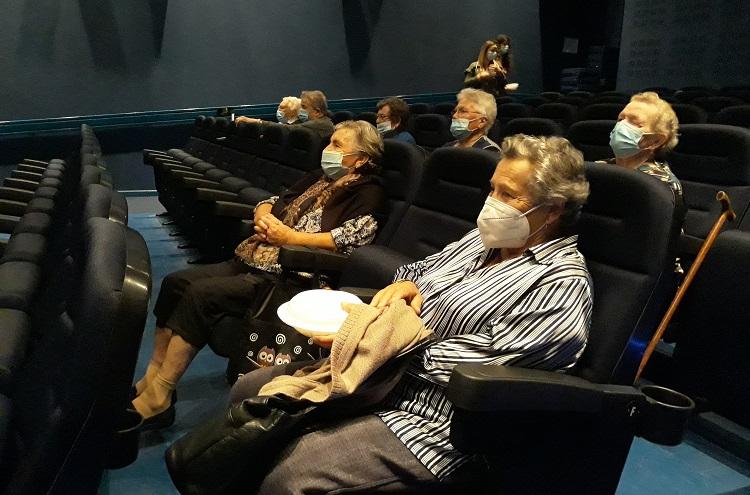 Rádio Regional do Centro: Trilhos do Futuro promoveu sessões de cinema em Miranda do Corvo