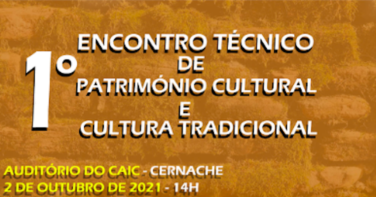 Rádio Regional do Centro: Cernache promove 1.º Encontro Técnico de Património Cultural e Cultura Tradicional