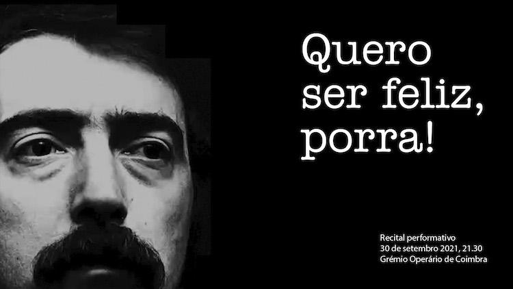 Rádio Regional do Centro: Bonifrates regressa ao Grémio Operário com homenagem a José Mário Branco