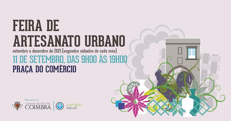 Rádio Regional do Centro: Feira de Artesanato Urbano regressa amanhã à Baixa da cidade
