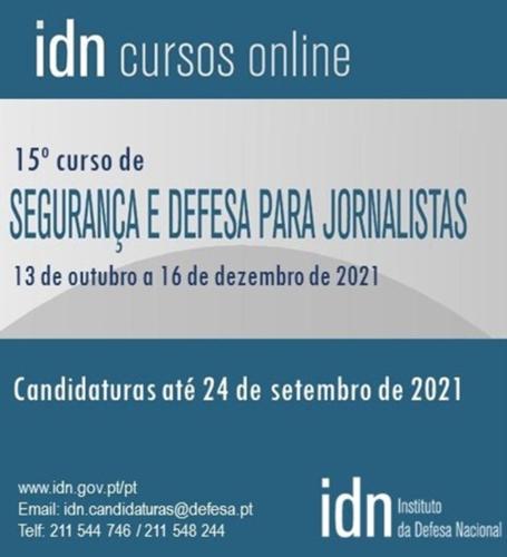 Rádio Regional do Centro: Instituto da Defesa Nacional organiza curso de Segurança e Defesa para Jornalistas
