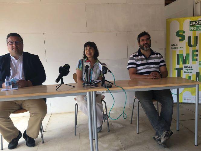 """Rádio Regional do Centro: Ciclo de concertos de jazz """"Summertime"""" decorre no Jardim Botânico"""