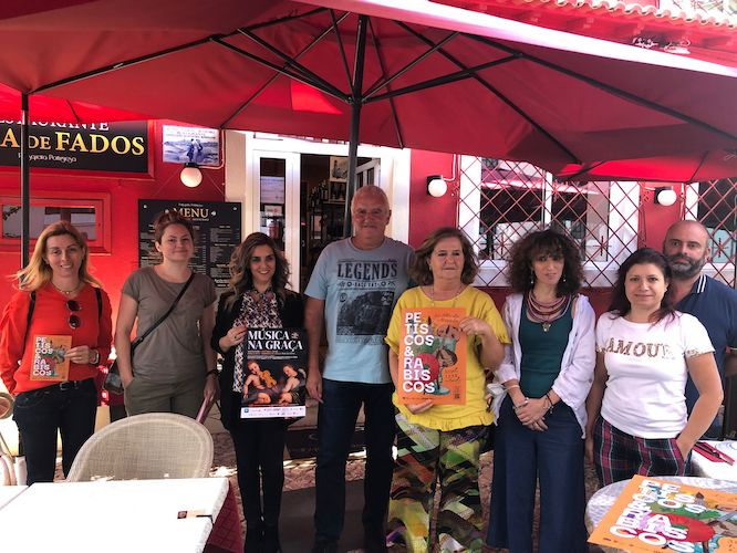 Rádio Regional do Centro: Petiscos & Rabiscos decorre da Alta até à Baixinha de Coimbra