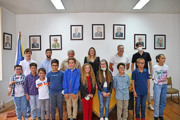 Rádio Regional do Centro: União de Freguesias de Montemor-o-Velho e Gatões distingue melhores alunos