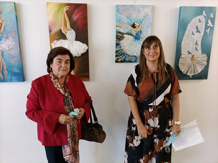 """Rádio Regional do Centro: """"Arte que Alimenta a Vida"""" em exposição de 6 a 28 de Outubro"""