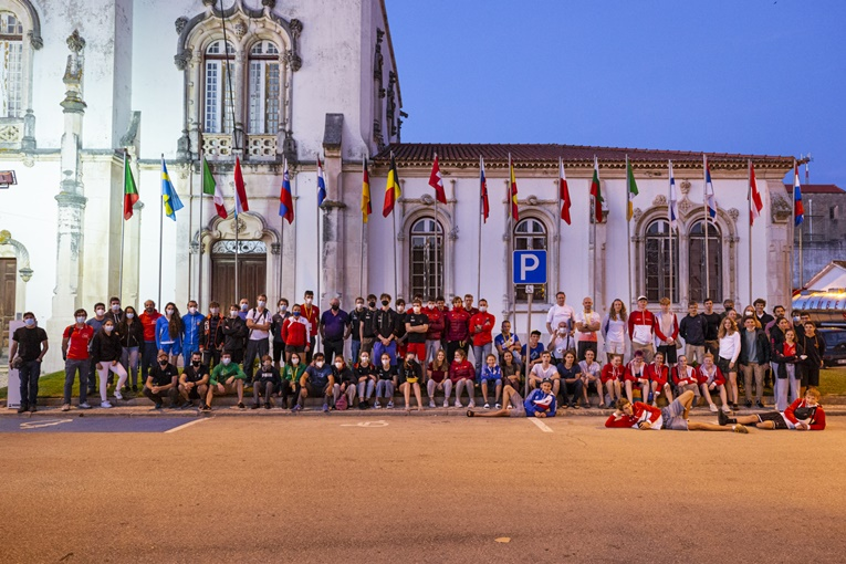 Rádio Regional do Centro: Soure acolheu Taça da Europa de Escalada European Youth Cup