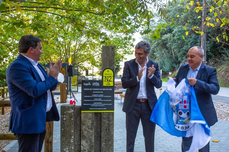 Rádio Regional do Centro: Penacova abre Posto de Turismo