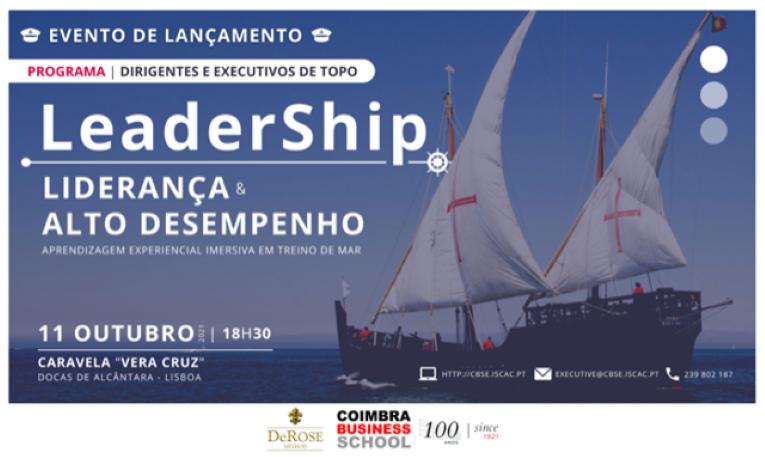 Rádio Regional do Centro: ISCAC: Executivos vão treinar liderança a bordo de uma caravela no mar